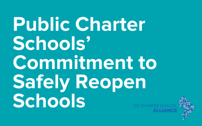 Public Charter Schools' Commitment to Safely Reopen Schools
